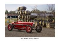 1934 Alfa Romeo Tipo P3 Race Car