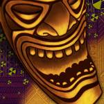 """Tiki Laughing"" by MikeCressy"