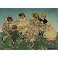 Jessie Willcox Smith 1863 - 1935 ROUND THE RING OF