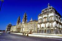 Mafra Palace Before Repairs