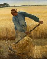 Laurits Andersen Ring,  harvest
