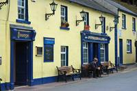 Fitzgerald's Pub in Avoca Ireland