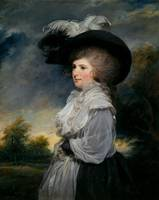 Mary Constance by Sir William Beechey, RA