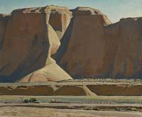 Maynard Dixon 1875 - 1946 CANYON RANCH