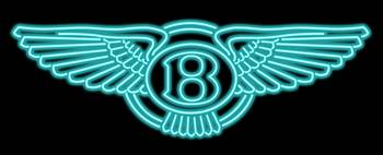 Bentley Neon Sign