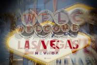 Welcome To Vegas Sign VIII