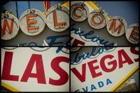 Welcome To Vegas Sign III
