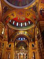 Cathedral Basilica of St Louis Interior Study 11