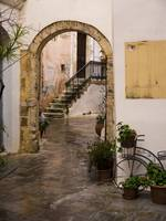 Arched Entrance in Chania