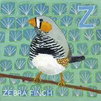 Z for Zebra Finch