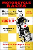 Classic Motorcycle Races Roanoke