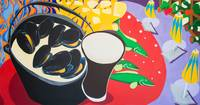 Frances-Leigh-Smith-Mussels-Beer-Art