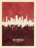 San Francisco California Skyline