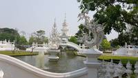 White Temple - Wat Rong Khun Lake