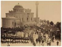 x Arrival of Sultan Hamid to mosque[Ken and Jenny