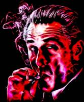 Robert De Niro smoking mafia gangster movie Goodfe