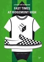 No946 My Fast Times at Ridgemont High minimal movi