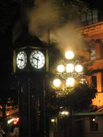 Steam Clock Gastown