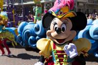 Minnie Mouse Princess and Pirates Festival