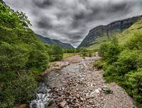 Glen Coe - Highlands - Scotland