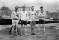 Senior Four U.B.C. [rowing team]