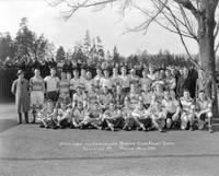 Stanford and Vancouver Rowing Club Rugby Teams - B