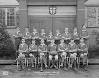 St. George's School - Colts XV - Fall 1937 - Sprin