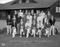 St. George's School and Brentwood College 1st Cric