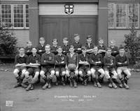 St. George's School Colts XV - Fall 1934