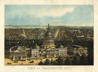 View of Washington City, Washington D.C., (1871)