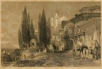 Thomas Allom, 1804-1872, Emir Sultan Mosque, Bursa