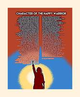 Character of the Happy Warrior BY WILLIAM WORDSWOR