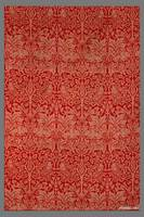 William Morris design, Curtain