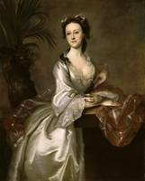 Joseph B. Blackburn - Portrait of Mrs. John Pigott