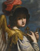 Matteo Rosselli THE ARCHANGEL MICHAEL