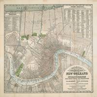 USGS Topographic Map of New Orleans