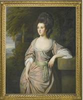 Nathaniel Dance, R.A. PORTRAIT OF MRS PATERSON