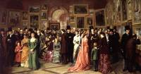 William Powell Frith, art gallery