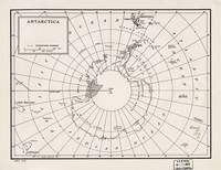 Map of Antarctica (1955)