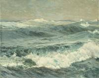 The Roaring Forties , Frederick J. Waugh