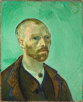 Vincent van Gogh, Self-Portrait Dedicated to Paul
