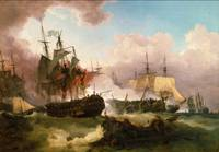 Phillip James De Loutherbourg - The Battle of Camp