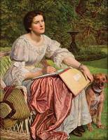 William Holman Hunt - lady