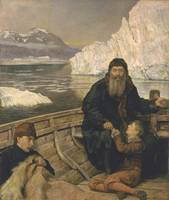 The Hon. John Collier 'The Last Voyage of Henry Hu