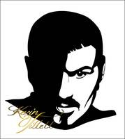 george michael line signature
