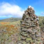 """Mt. Jefferson Cairn - New Hampshire"" by ChrisSeufert"