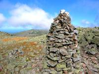 Mt. Jefferson Cairn - New Hampshire