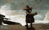 The Gale, Homer, 1887