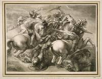 The Battle Of Four Horsemen. Battle Of Anghiari by
