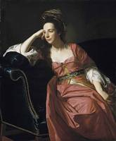 John Singleton Copley, 1738-1815 Mrs. Thomas Gage,